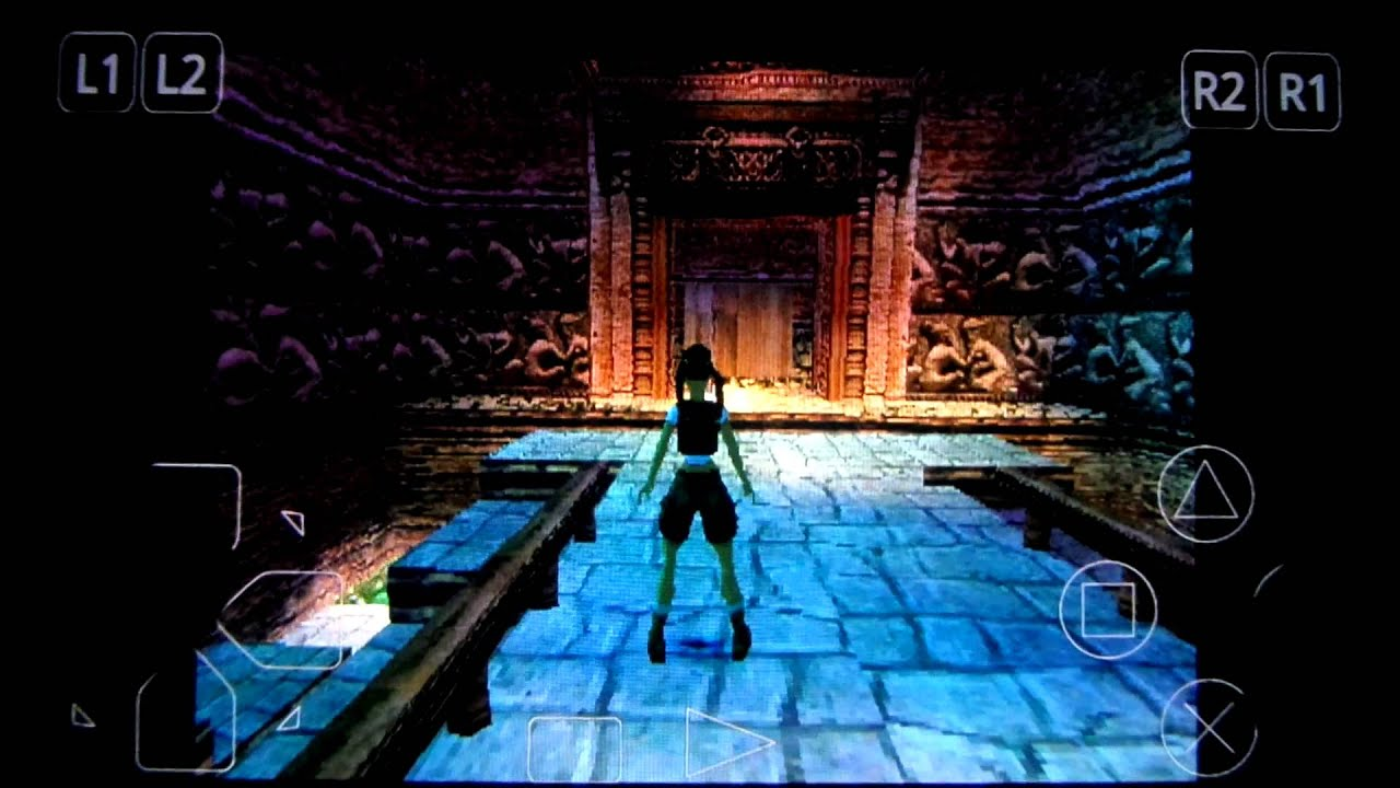 Tomb Raider The Last Revelation on Android by GrimYTB