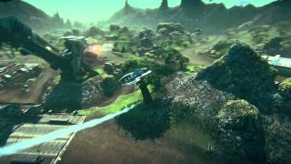 PlanetSide 2: Launch Trailer