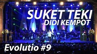 Suket TEKI (orchestra)  #evolution9 SMA N 1 WONOSARI Feat DIDI KEMPOT