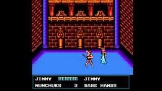 (NES) DOUBLE DRAGON3 play through by 920kun 4人(ビリー・ジミー・チン・ランゾウ)が揃ったエンディングを見るためには、1人も死なせずにクリアーす...