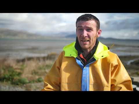 Gary Lamph - Oyster Farmer