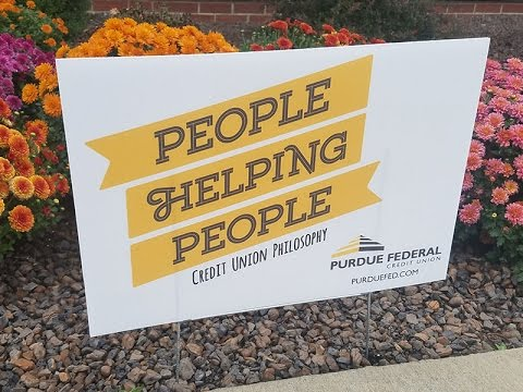 Purdue Federal Credit Union Random Acts of Kindness