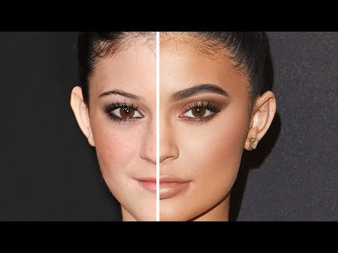 KYLIE JENNER: Before and After