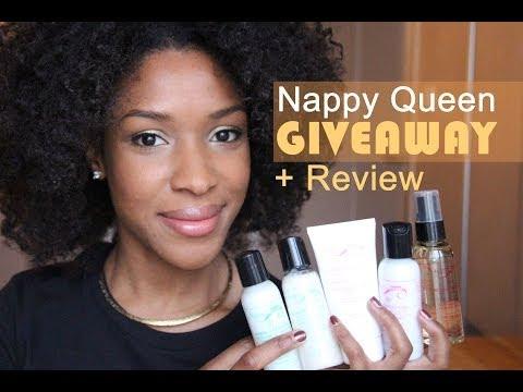 { Revue + Giveaway } Nappy Queen (France) / Jeu-concoursde YouTube · Durée:  7 minutes 46 secondes