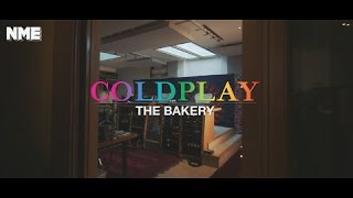 Coldplay Take NME On A Studio Tour Of The Bakery