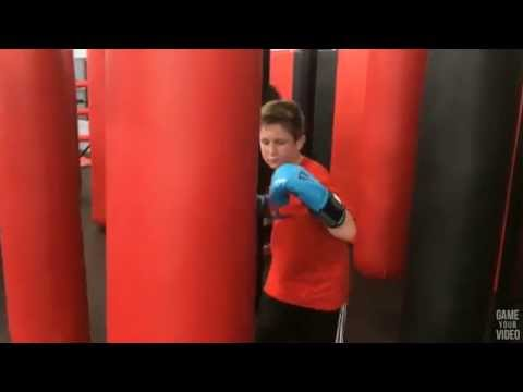 FUN WORKOUT FOR KIDS:Youth Boxing at Ares Combat