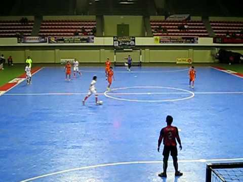 Electric PLN Vsport Vs Biangbola (Seri IV IFL 2009-Jogja)