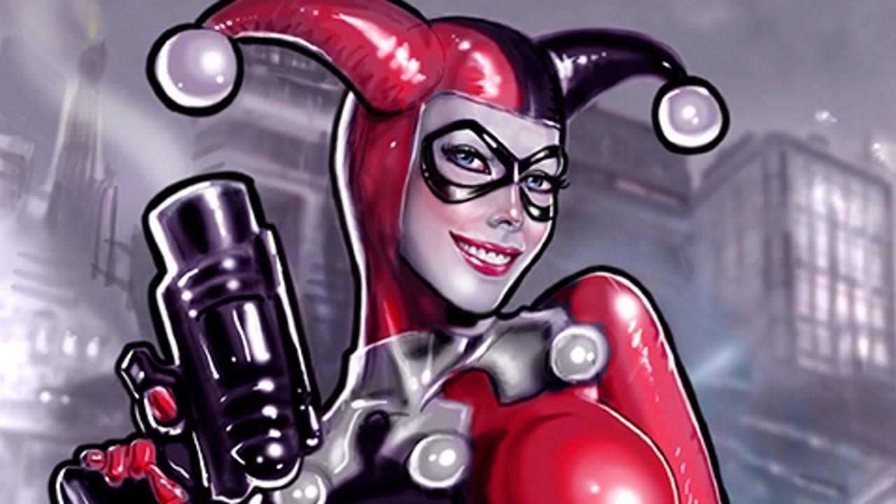 "Arkham Patient Sessions | ""Harley Quinn"" (ft. Alyssa H.D.)"