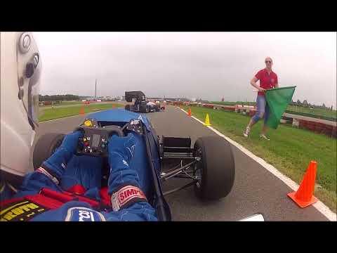 RUB Motorsport - Endurance at Formula Student Netherlands 2017