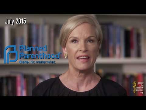 Fetal Trafficking Under Oath - Planned Parenthood's Admissions About Baby Parts Sales