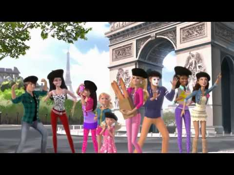 Barbie Life In The Dreamhouse Seasons 2 Hour Long Episode 1 - 3