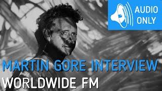 Martin Gore interview 2020 | Worldwide FM (audio only)