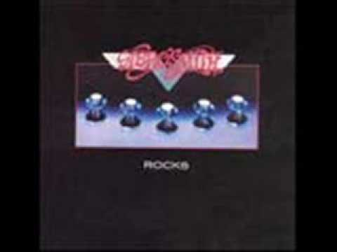 01 Back In The Saddle Aerosmith Rocks 1976