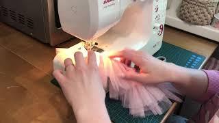 Мастер класс платье для куклы