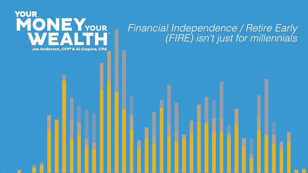 Your Money, Your Wealth EP137 - Financial Independence / Retire Early  (FIRE) with Fritz Gilbert
