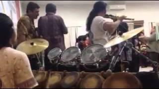 Uning uningan-batak- goddang somba- Talenta musik jogja