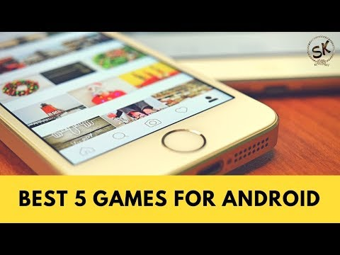 Best 5 Games For Android | #Sudhir Krishna | 2018 Best Android Games
