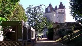 Josephine Baker:Chateau des Milandes (Perigord-France)