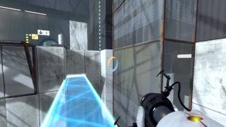 Portal 2: Walkthrough - Part 1 [Chapter 3] - The Return - Let's Play (P2 Gameplay & Commentary)