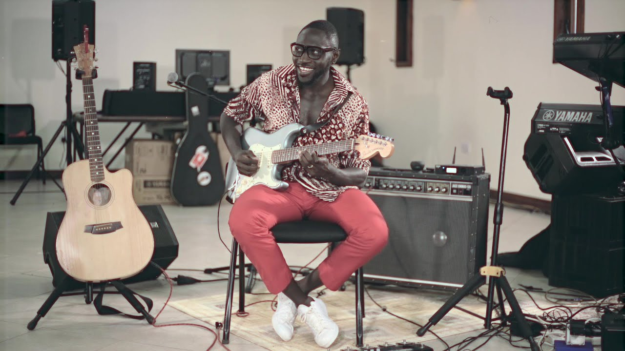 SAUTI SOL - MY EVERYTHING FT INDIA ARIE (Guitar Tutorial) by Fancy Fingers