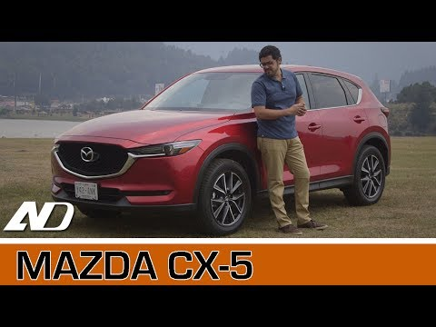 mazda cx 5 2018 la m s lujosa del segmento youtube. Black Bedroom Furniture Sets. Home Design Ideas