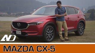 Mazda CX-5 2018 - La más lujosa del segmento
