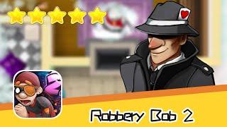 Robbery Bob 2 Pilfer Peak 15 Walkthrough Secret Mission Recommend index five stars