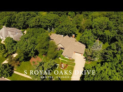 Welcome to 73 S Royal Oaks Dr, Bristol, IL