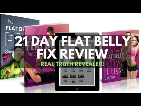 21 Day Belly Fix Pdf