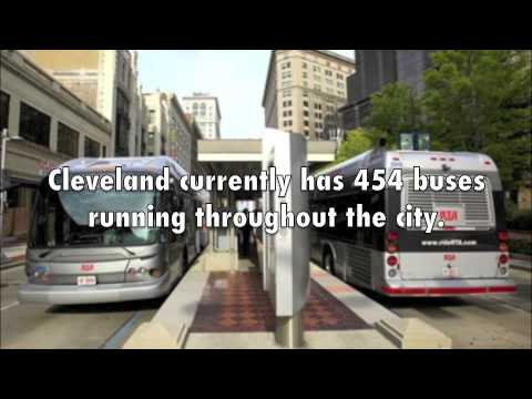 Sustainability Project (Buildings and Public Transportation in Cleveland, Ohio)