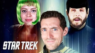 WORK ON YOUR CORE - Star Trek Bridge Crew Gameplay Part 2