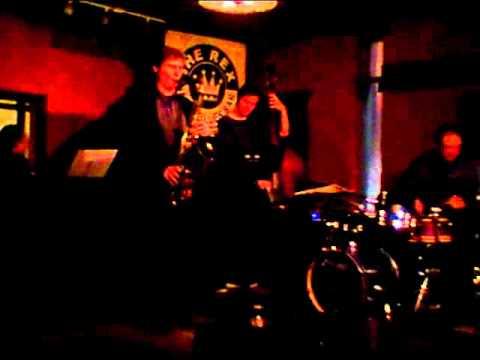 Tim Ries sax Kalman Olah piano  Dan Fortin bass  Frank Botos drums  2010 Rex Toronto Canada