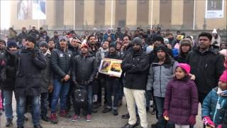 SWEDEN PEACE PROTEST TO SUPPORT JALLIKATTU : Ban Peta , Amend Pca , Save Farmers