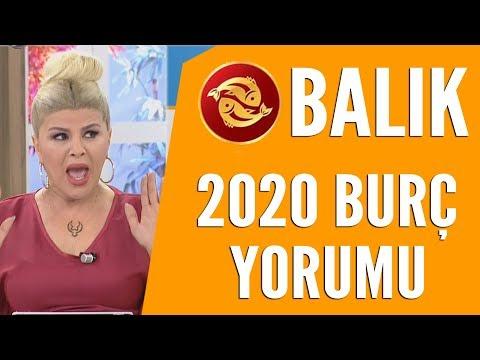 BALIK BURCU   Nuray Sayarı'dan 2020 burç yorumları