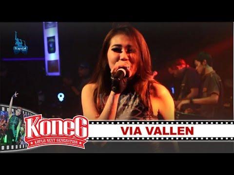 KONEG LIQUID feat Via Vallen -  Maju Mundur Cantik [LIVE CONCERT - Liquid Cafe] [Dangdut Koplo]2nd