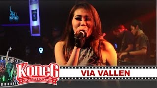 KONEG LIQUID feat Via Vallen -  Maju Mundur Cantik [LIVE CONCERT - Liquid Cafe] [Dangdut Koplo]2nd