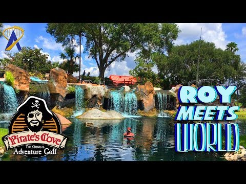Roy Meets World - 'Blackbeard's Challenge at Pirate's Cove Adventure Golf' - Aug. 22, 2017