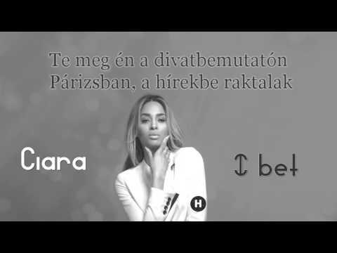 Ciara - I bet (magyar) [720p]