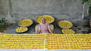 1000 PACKET MAGGI NOODLES PREPARED BY MY GRANNY | STREET FOOD | INDIAN RECIPES | NOODLES RECIPE