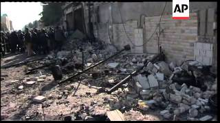 Syria - Arab League Suspends Syria / Twin Suicide Bombs Shake Capital, 40 Dead /