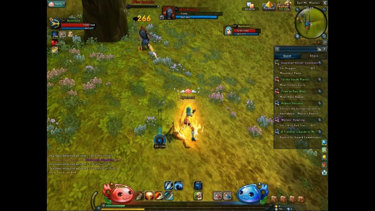 Ragnarok Online 2 Pc Part 10 You