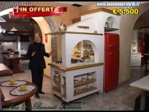 Cucina in offerta pino de bernardi ti arreda youtube for Lideo arreda