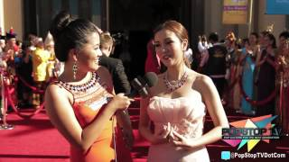 Kay Tse intervew at the Premiere of Loving the Silent Tears Musical
