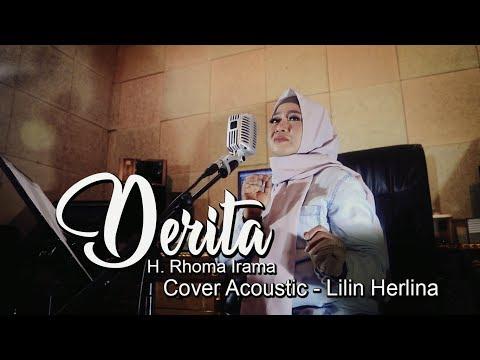 lilin-herlina---derita-(-cover-acoustic-}