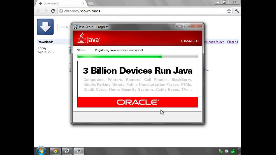 download java manager emulate java for android