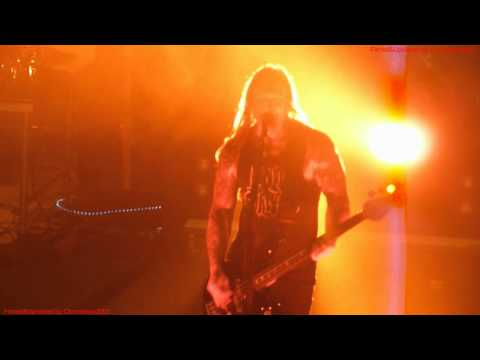 Machine Head - This Is the End Live at the Olympia Theatre Dublin Ireland 30th May