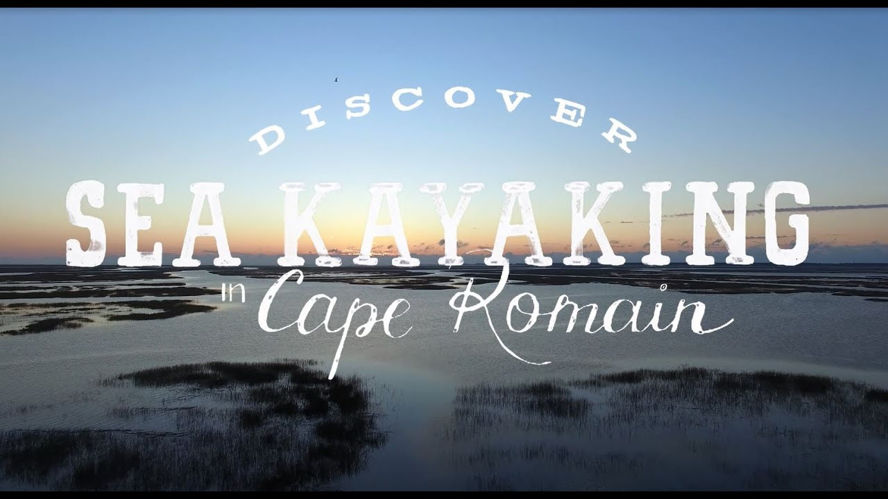 Discover Sea Kayaking in Cape Romain