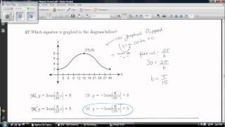 Algebra 2 & Trigonometry 2012 January Regents Answers
