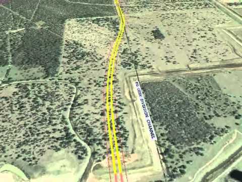 Terrenos Houston Mapa on