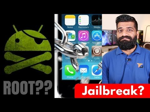 Rooting and Jailbreaking 😳  Legal or Illegal  Should you do it?